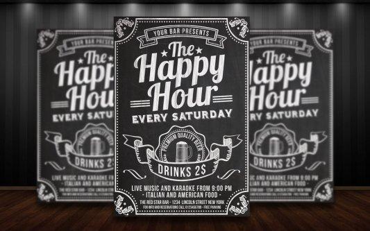 happy_hour_chalkboard_flyer_by_matteogianfreda94-d8hcn5p